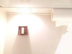 手作りポケットティッシュケースに磁石を使うとキッチンで活用しやすい
