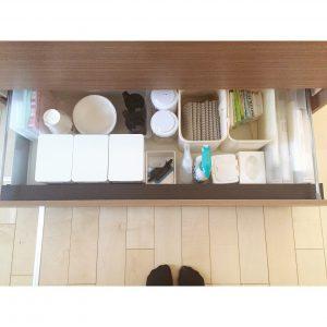 シンク下 キッチンの掃除用品収納 ビニール袋ストッカー手作り セリア ニトリ
