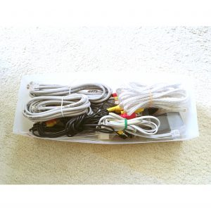 ケーブル ランケーブル 充電器 いらないものは処分 分別 整理整頓 整理 ダイソー 収納