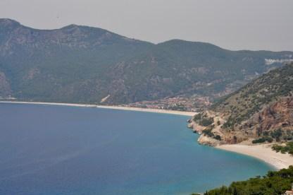Beach und Berge :)