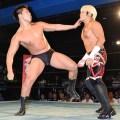新日本プロレス金光輝明vsプロレスリング・ノア拳王