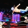 新日本プロレス CMLL ソベラーノ・ジュニア