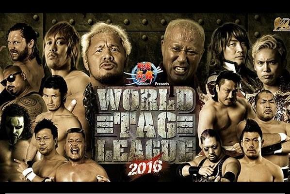 AbemaTV 新日本プロレス 「WORLD TAG LEAGUE 2016」開幕戦生中継