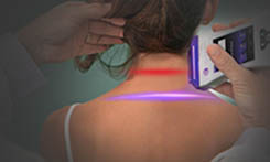 Low Level Laser Therapy or Cold Laser Therapy uses red and infrared light to stimulate cellular regeneration and healing. Chronic pain relief.