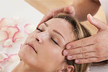 Facial rejuvenation for beauty and medical purposes. Facial acupuncture, microneedling, nanoneedling