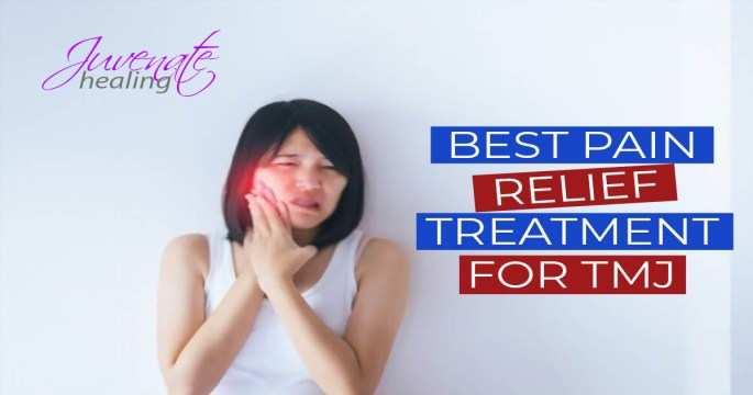 Laser treatment provides TMJ pain relief. It is a painless, non-invasive, and safe procedure that has health benefits that far exceed any relief provided by a drug