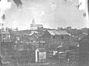 Nauvoo Temple 1846