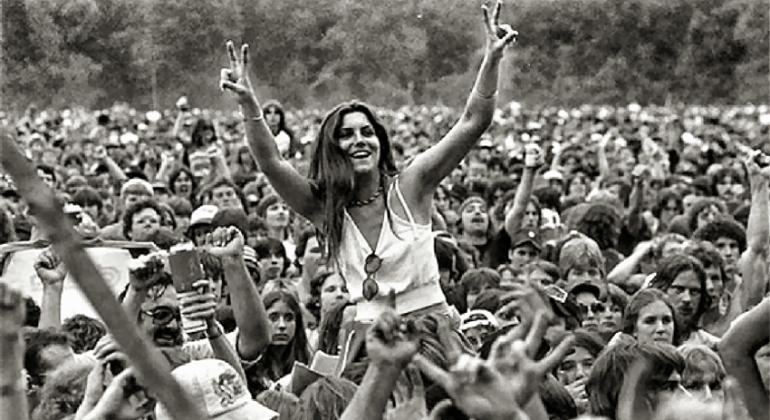 Metin Kutusu: Woodstock, 1969