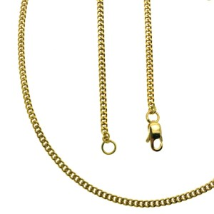dunne gouden ketting