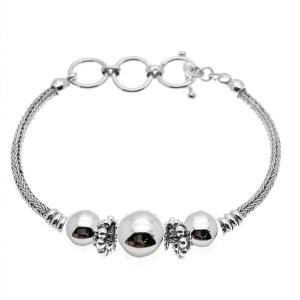 zilveren armband bedeltjes