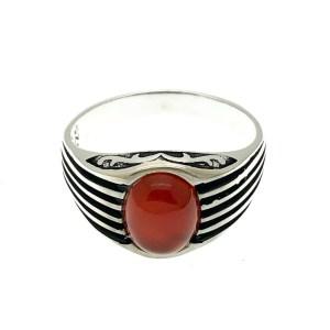 carneool ring
