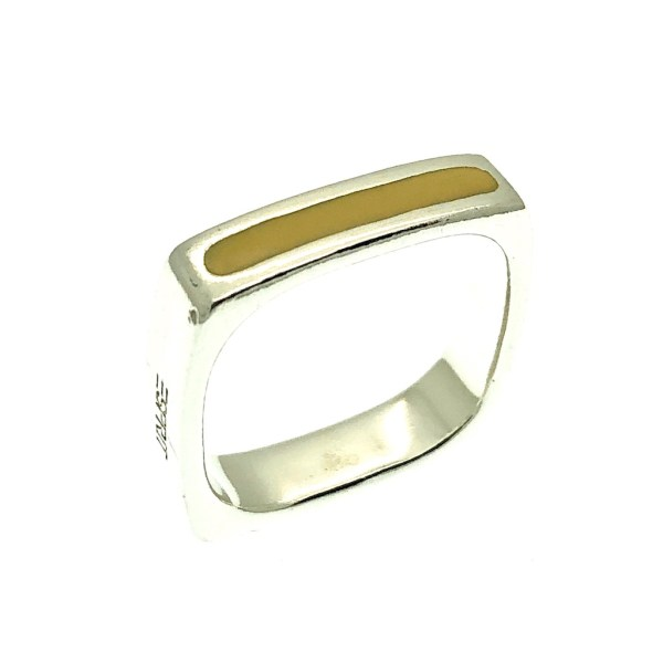 Zilveren ring esprit