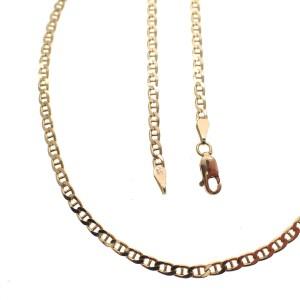 gouden Gucci schakel ketting