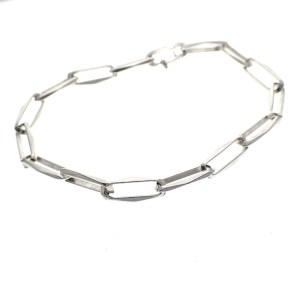 zilveren armband anker