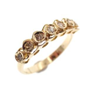 gouden dames ring diamant