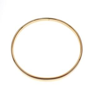 gouden slavenarmband dun