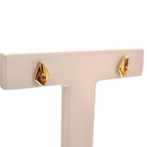 kleine gouden oorstekers