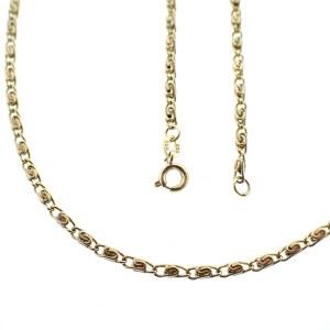 Lange gouden ketting