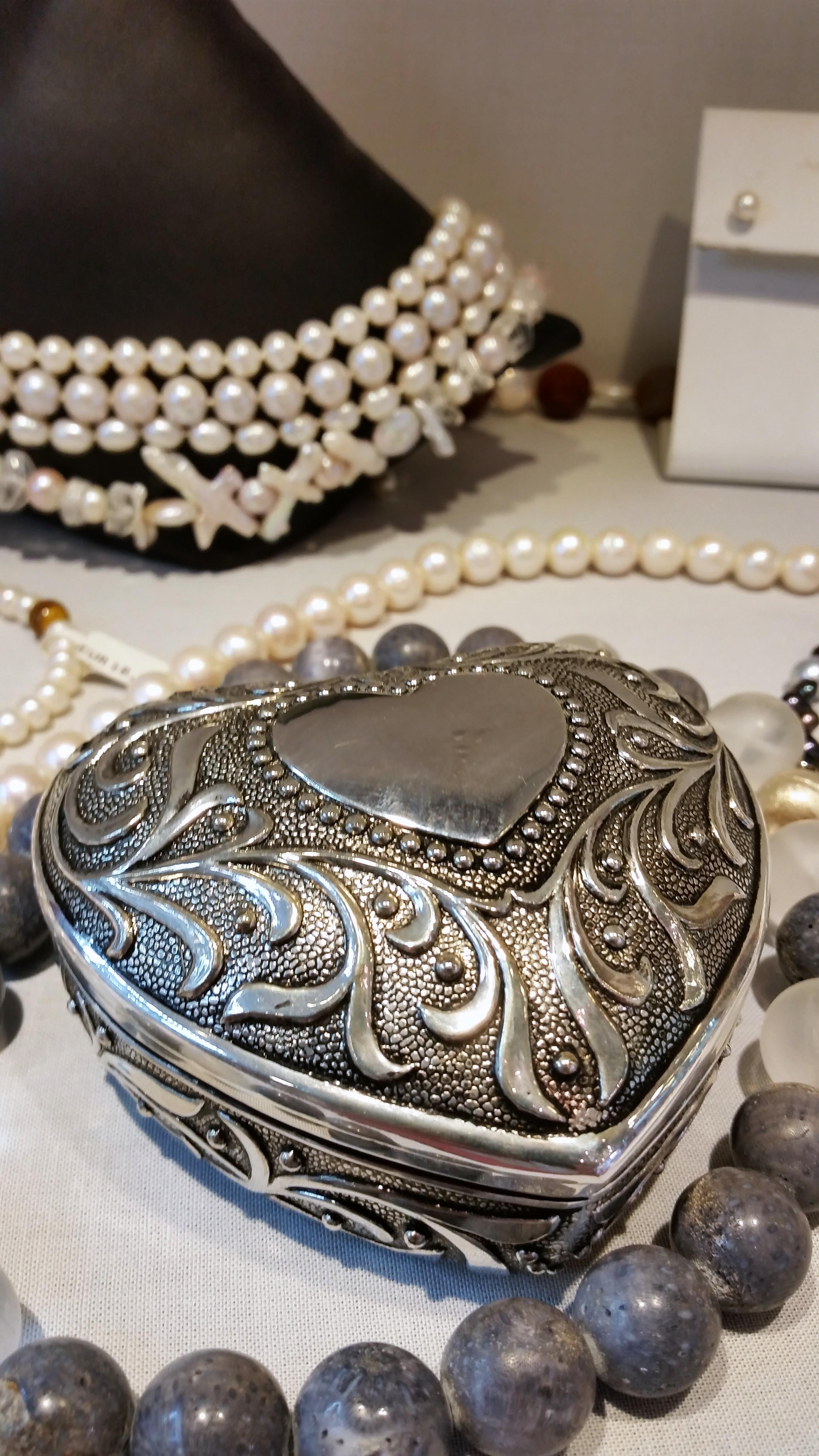 Perlenkette fdeln  Juwelier Halm