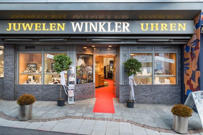 Juwelier Winkler Uhren, Schmuck, Juwelen für Damen und Herren