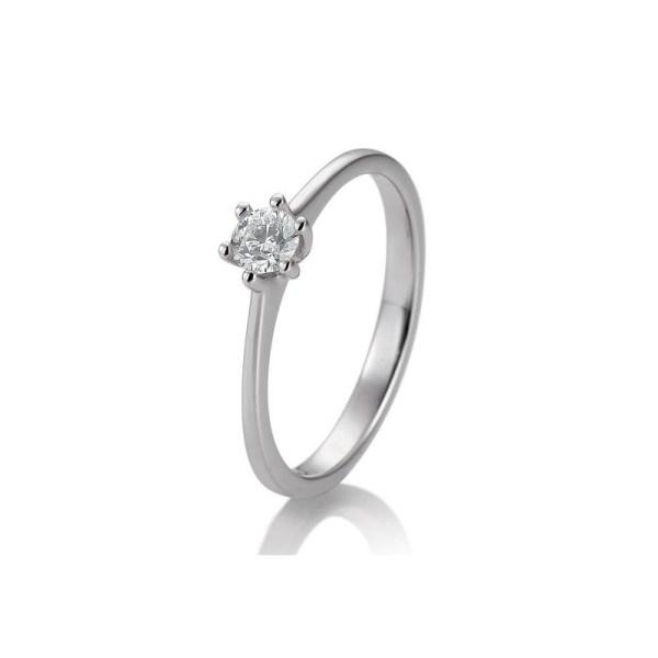 Winkler Fine Jewelry Verlobungsring New York Platin