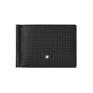 Montblanc Geldtasche mit Geldclip Leder Extrem 2.0 123946 Karbonfaseroptik auf der Außenseite ist diese Brieftasche der perfekte Begleiter für junge urbane Entdecker, um ihre Kreditkarten und ihr Bargeld zu verstauen. Sie bietet 6 Kreditkartenschlitze und einen Geldclip. Abgerundet wird sie von der Montblanc Shield Technology, Futter mit RFID-Schutz. Entdecken Sie jetzt hochwertige Geldtaschen aus Leder von Montblanc bei Juwelier Winkler in Landeck Tirol.