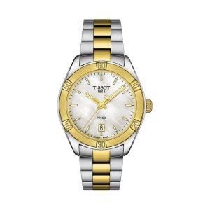 Tissot PR 100 Sport Damenuhr T101.910.22.111.00 jetzt online kaufen. Große Auswahl an Damenuhren und Herrenuhren. Kostenlose Lieferung.