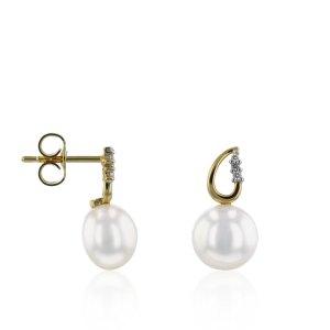 Brillantstecker mit weißen Perlen bei Juwelier Winkler kaufen. Entdecken Sie jetzt tollen Damenschmuck in Form von klassischen Perlensteckern mit Brillanten besetzt. Kostenlose Lieferung, schnell & sicher.