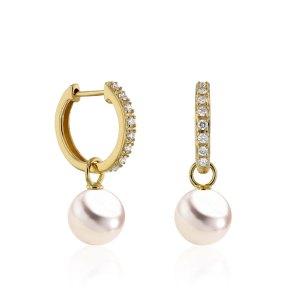 Juwelier Winkler Ohrschmuck Creolen Akoya-Perlen Brillanten jetzt kaufen. Große Auswahl an Ohrschmuck für Damen. Kostenlose Lieferung, schnell und sicher.