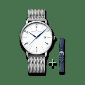 Maurice Lacroix Eliros Uhr Date 40 mm EL1118-SS00E-120-C jetzt online kaufen. Juwelier Winkler Damenuhren & Herrenuhren in Tirol. Kostenlose Lieferung.