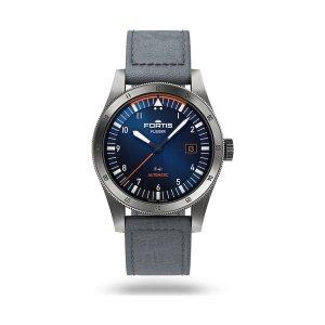 Fortis FLIEGER F-39 Midnight Blue Automatic online kaufen bei Juwelier-Winkler.com im Oonlineshop. Schnelle Lieferung und super Preise. Seit 1953.