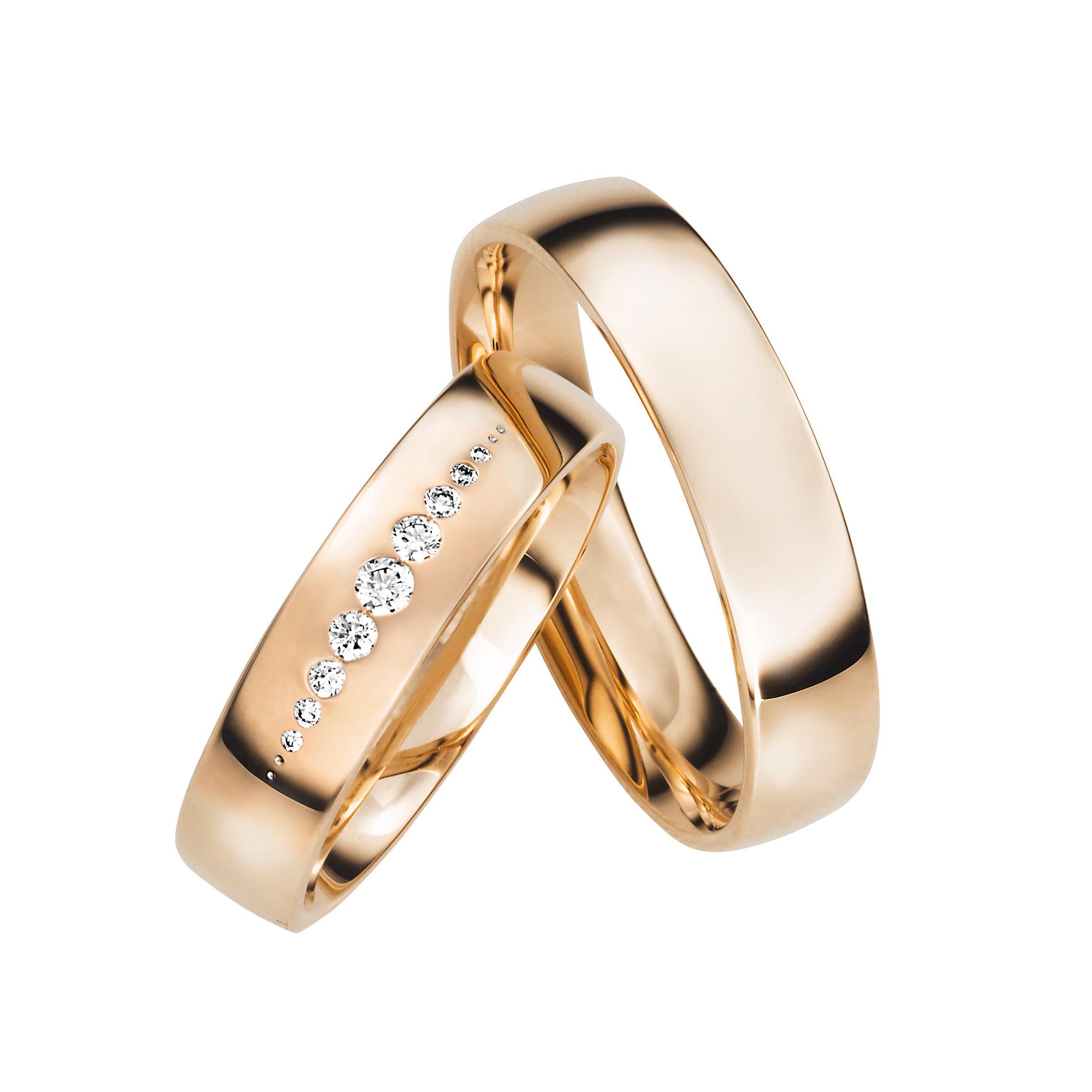 Juwelier Kraemer Trauringe 585  Gold  63 mm  Juwelier