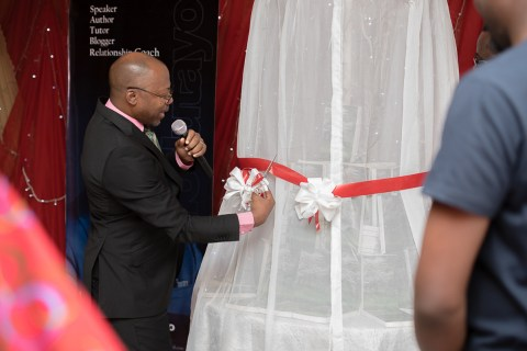 The Unveiling by Pastor Ikide Ekong