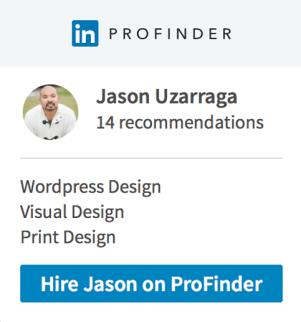 LinkedIn Best of Profinder 2016