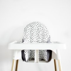 Ikea High Chairs Baby Hight Chair Transform Your Antilop Highchair From Basic To Beautiful I Also Went Ahead And Spray Painted The Boring Overdone Silver Legs Gold Outcome Was Amaaaazzzing Posted A Picture In My Story Last