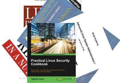 Libros sobre Linux en descarga libre