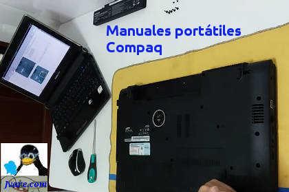 Manuales de servicio para portatiles Compaq, segunda parte.