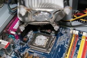 Desmontar disipador antiguo del procesador 06