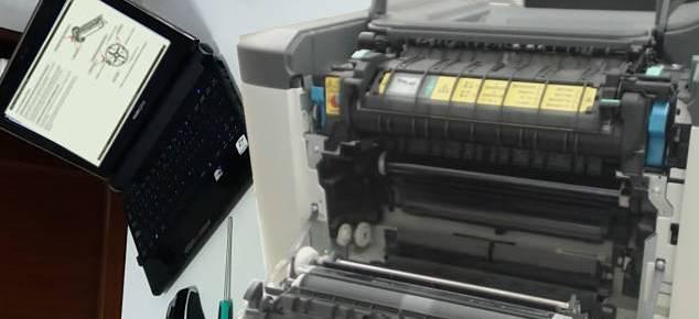 Manuales de Servicio Impresoras Aculaser