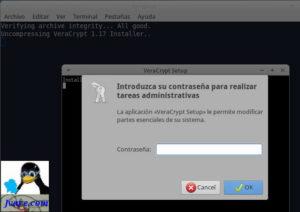 Instalar Veracrypt mensaje4