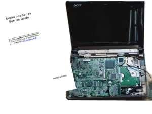 Manuales de los portátiles Acer Aspire One