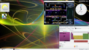 Knoppix 8.2 con Plasma