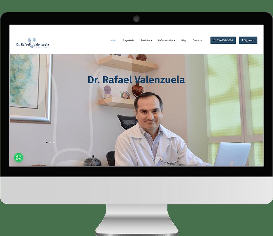 Dr. Rafael Valenzuela