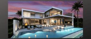 Casas modernas de vacaciones
