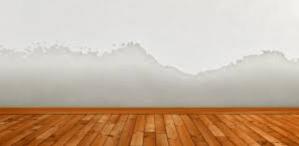 humedad en la pared