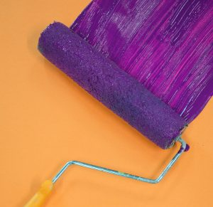 Pintura Púrpura