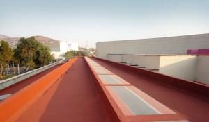 terraza impermeabilizada