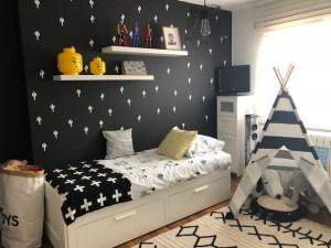 niños habitación