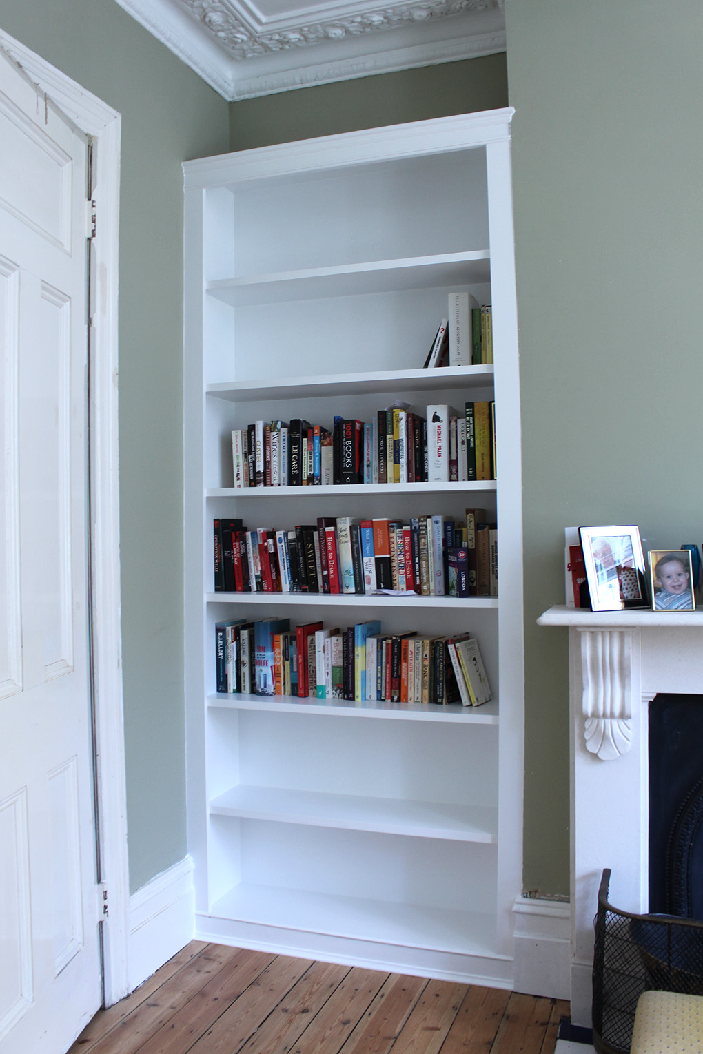 26 Unique Bookcases In Alcoves  Yvotube