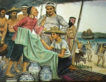 Image result for chinese merchants han dynasty
